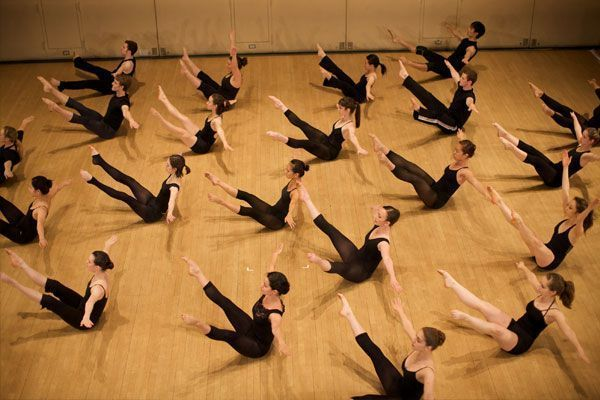 La barre for Cours danse classique barre
