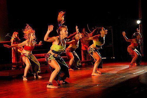 Danse africaine C40e0504